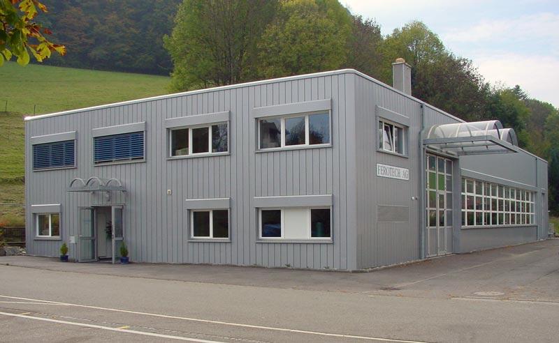 Ferotech - Werkzeugbau - Formenbau - Konstruktion - Oberburg