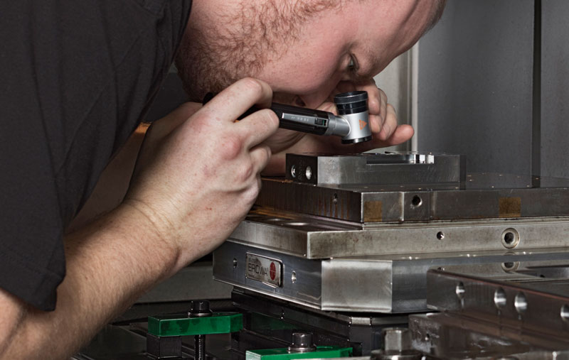 Werkzeugbau von Ferotech löst Probleme und schafft nicht neue