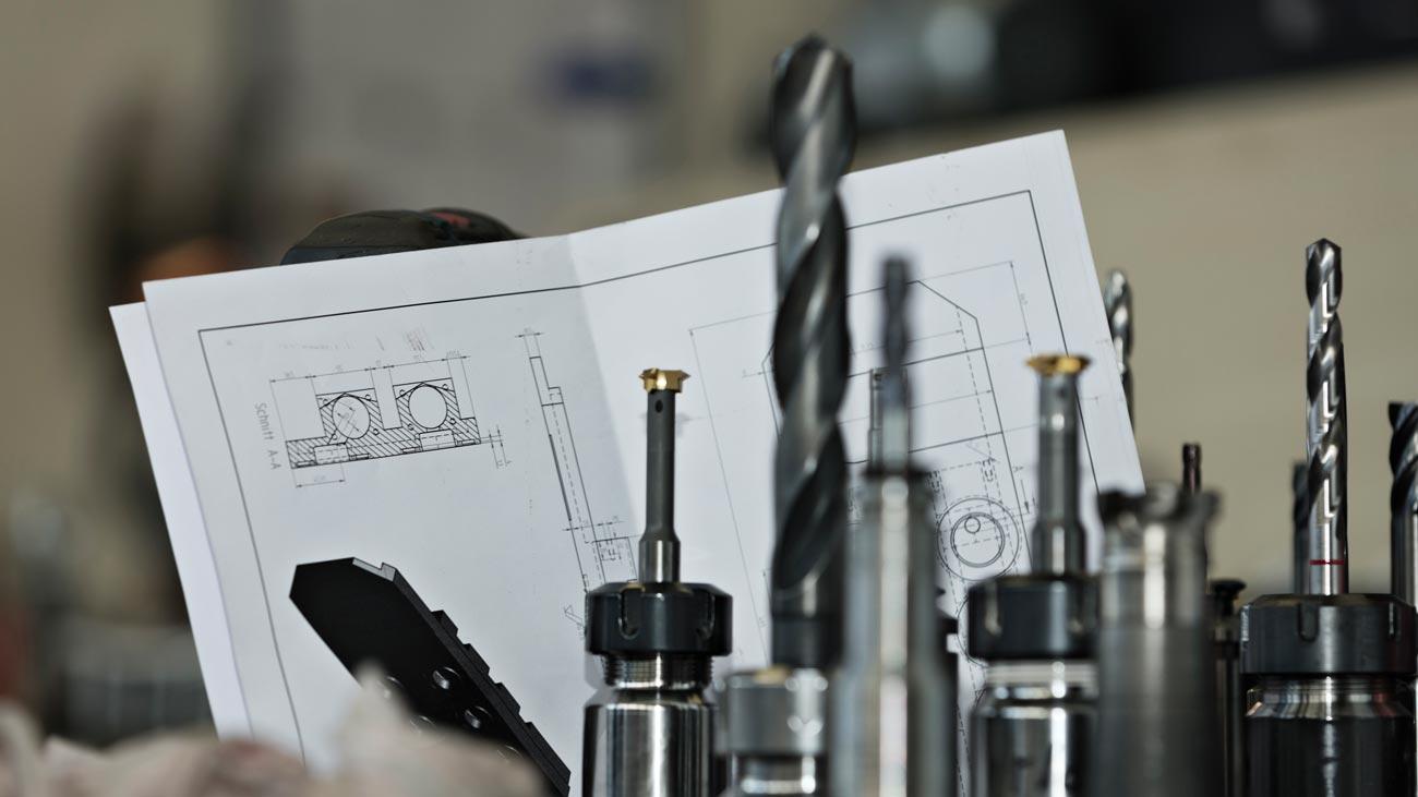 Konstruktion und Formenbau