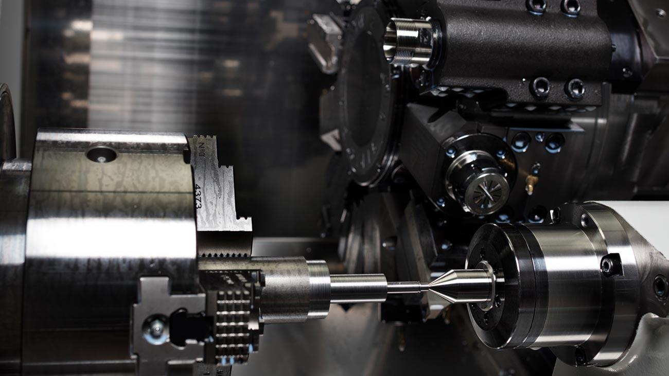 CNC gesteuerte Maschinen bei Ferotech AG Oberburg