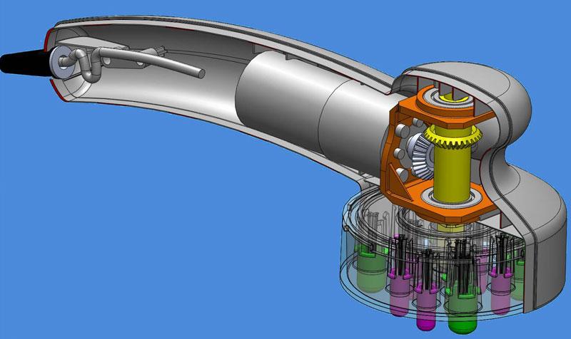Konstruktion - Prototypen - Serienfertigung